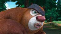 Медведи-соседи 1 сезон 52 серия. Вечеринка с пиццей