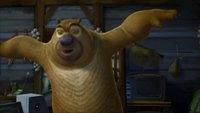 Медведи-соседи 1 сезон 76 серия. Танцор диско
