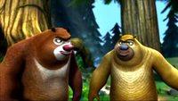 Медведи-соседи 1 сезон 79 серия. Проделки лесоруба