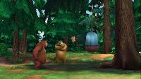Медведи-соседи Сезон-2 Бриару надо худеть