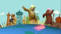 Медведи-соседи Сезон-2 Каникулы Брамбла на Гавайях