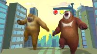 Медведи-соседи Сезон-2 Конг-фу медведи