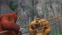 Медведи-соседи Сезон-2 Спасение с утеса