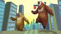 Медведи-соседи Сезон-2 Связующая кукуруза (Часть 2)