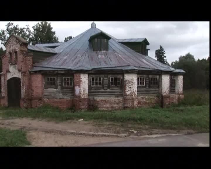 Мир русской усадьбы. Часть 1 смотреть