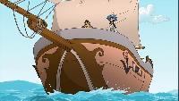 Монстры и пираты Сезон 2 Пролив дерущихся монстров