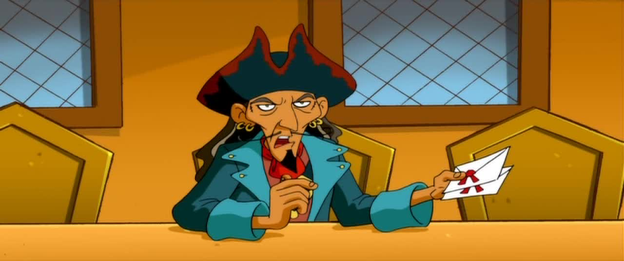 Монстры и пираты 1 сезон 1 серия