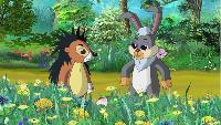 Мудрые сказки тётушки Совы Медвежонок Ых и цветы дружбы Медвежонок Ых и цветы дружбы - Цветы дружбы