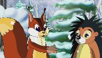 Мудрые сказки тётушки Совы Медвежонок Ых и зимнее чудо Медвежонок Ых и зимнее чудо - Когда приходит Дед Мороз