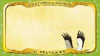 Мультипедия животных Испанский алфавит Испанский алфавит - Letra P - el Pelicano