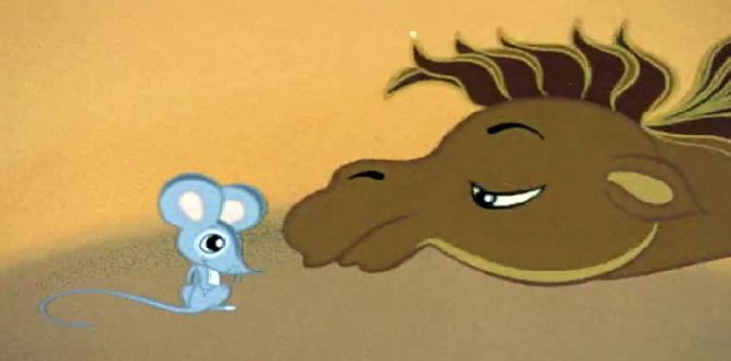 Мышь и верблюд смотреть