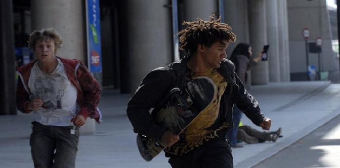 На скейте от смерти смотреть
