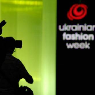 На закрытии Ukrainian Fashion Week смотреть