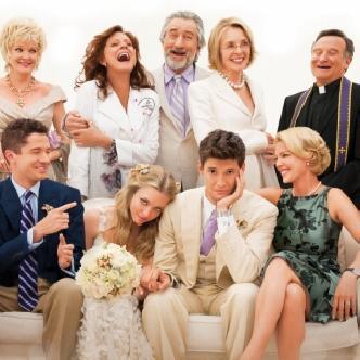Нескучное семейство в «Большой Свадьбе» смотреть