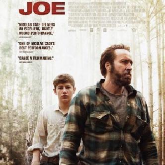 Николас Кейдж в социальной драмме «Джо» смотреть