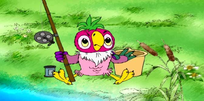 Новые приключения попугая Кеши  смотреть