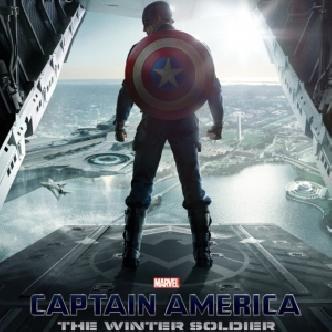 Новый костюмчик Капитана Америка в фильме «Первый мститель - Другая война» смотреть