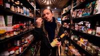 О вкусной и здоровой пище Сезон-1 Лапша с креветками и шиитаке