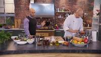 О вкусной и здоровой пище Сезон-1 Почки с картофельным пюре и томатами