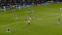 Обзор лучших матчей английской Премьер-лиги (на английском языке) Сезон-1 Classic Matches Everton VS Aston Villa 2008-09