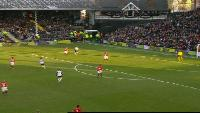 Обзор лучших матчей английской Премьер-лиги (на английском языке) Сезон-1 Classic Matches Fulham VS Manchester United 2009-10
