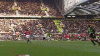 Обзор лучших матчей английской Премьер-лиги (на английском языке) Сезон-1 Classic Matches Man UTD VS Fulham