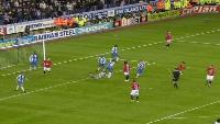 Обзор лучших матчей английской Премьер-лиги (на английском языке) Сезон-1 Classic Matches Wigan VS Man UTD 2007-08