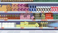 Овечки Холли и Долли Сезон-1 Долли и Холли в супермаркете