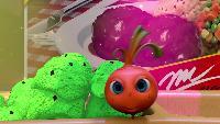 Овощная вечеринка Сезон-1 Обед в коробочке