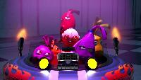 Овощная вечеринка Сезон-1 Робот пылесос