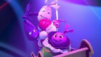 Овощная вечеринка Сезон-1 Шоколадный Санта Клаус
