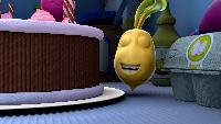 Овощная вечеринка Сезон-1 Торт на день рождения