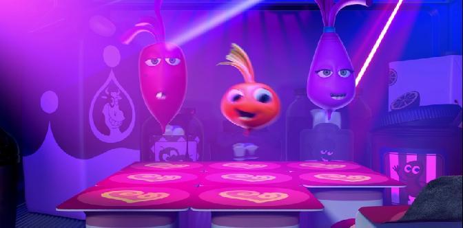 Овощная вечеринка смотреть