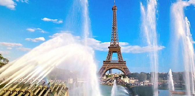 Париж – история и современность смотреть