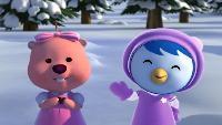 Пингвиненок Пороро Сезон-3 Попо и Пипи