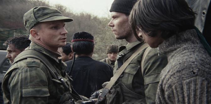 Пленный (2008) смотреть