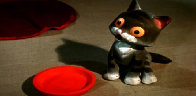 Почему ушел котенок смотреть