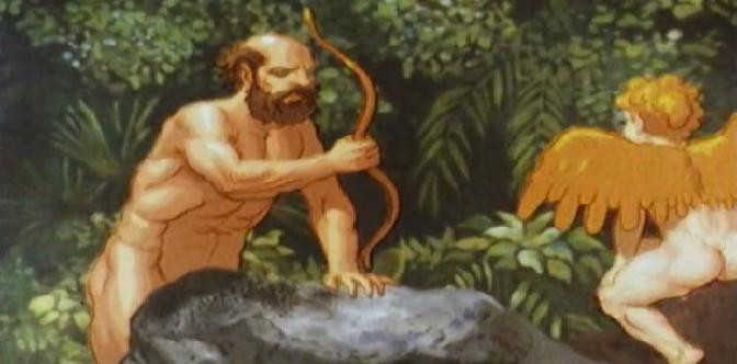 Полифем, Акид и Галатея смотреть
