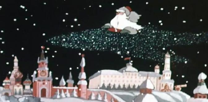 Праздник новогодней елки смотреть