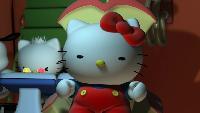 Приключения Хелло Китти и ее друзей Сезон-1 Где же Санта? часть первая