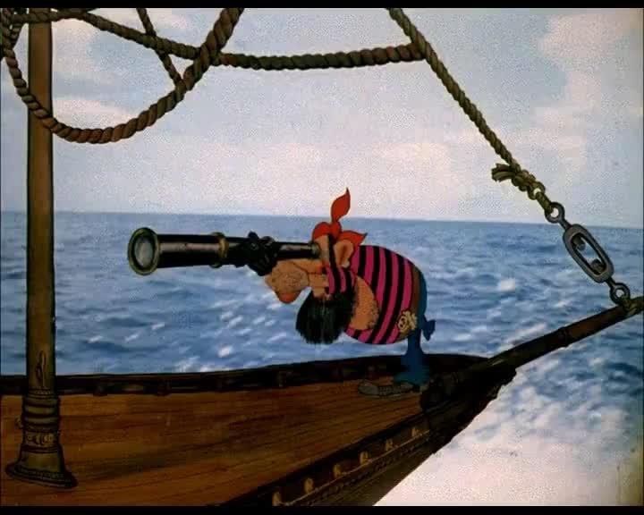 Приключения Капитана Врунгеля смотреть