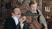 Приключения Шерлока Холмса и доктора Ватсона Сезон-1 Серия 6. Собака Баскервилей. Часть 1