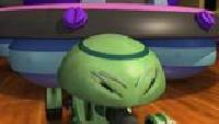 Приключения Танчика Сезон-1 Битва танчика с инопланетянами