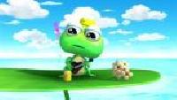 Приключения Танчика Сезон-1 Квакин - это лягушка