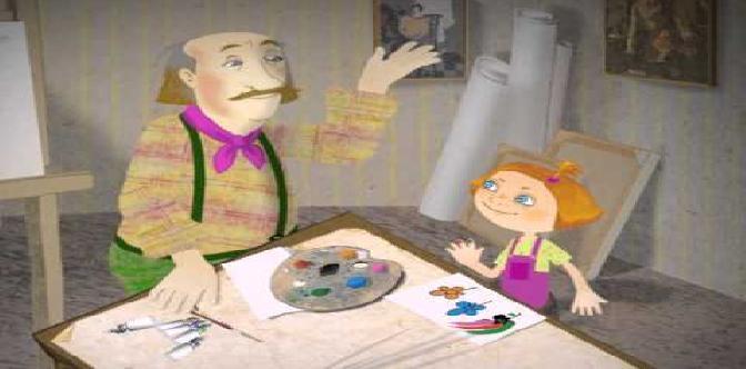 Про девочку Женю – 2 (В розовом цвете) • Беларусьфильм, 2012 • Видеоняня ТВ смотреть