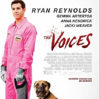 Райан Рейнольдс и «Голоса» в его голове смотреть