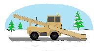 Раскраска Сезон-1 Снегоуборочная техника
