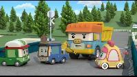 Робокар Поли и его друзья Сезон 1 Робокар Поли и его друзья. Сезон 1. Серия 11. Мечта Бэни