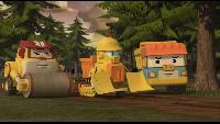 Робокар Поли и его друзья Сезон 1 Робокар Поли и его друзья. Сезон 1. Серия 20. Давай играть вместе, Пок!