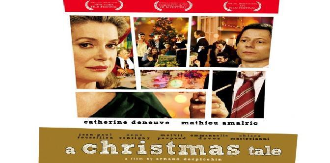 Рождественская сказка смотреть